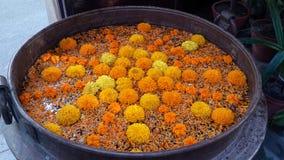 κύπελλο λουλουδιών Στοκ εικόνα με δικαίωμα ελεύθερης χρήσης