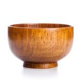 κύπελλο ξύλινο Στοκ Εικόνα