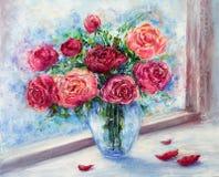 Κύπελλο των τριαντάφυλλων Στοκ Εικόνες