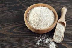 Κύπελλο crumbs ψωμιού Στοκ Φωτογραφία