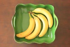 Κύπελλο μπανανών στοκ εικόνες με δικαίωμα ελεύθερης χρήσης