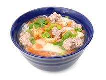 Κύπελλο νουντλς ρυζιού Στοκ Εικόνες