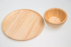 κύπελλο ξύλινο Στοκ Εικόνες