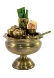 Κύπελλο ορείχαλκου Στοκ Εικόνες