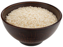 Κύπελλο ρυζιού Στοκ φωτογραφίες με δικαίωμα ελεύθερης χρήσης