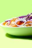 Κύπελλο της σαλάτας Β Στοκ Εικόνες