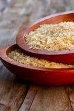 Κύπελλο του ρυζιού Στοκ Εικόνα
