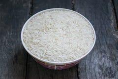 Κύπελλο του ρυζιού Στοκ Εικόνες