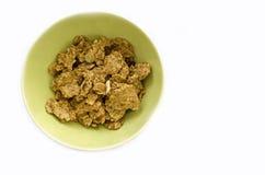 Κύπελλο του muesli granola Στοκ φωτογραφία με δικαίωμα ελεύθερης χρήσης