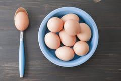 Κύπελλο των αυγών Στοκ Εικόνες