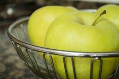 Κύπελλο των μήλων Στοκ Εικόνα