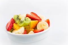 Κύπελλο των φρούτων στοκ εικόνα με δικαίωμα ελεύθερης χρήσης