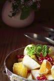 Κύπελλο φρούτων Στοκ εικόνα με δικαίωμα ελεύθερης χρήσης