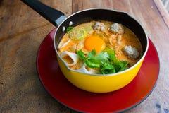 Κύπελλο noodles Στοκ Φωτογραφίες