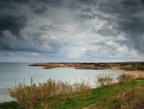 Κύπρος βόρεια Στοκ φωτογραφία με δικαίωμα ελεύθερης χρήσης