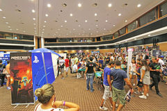 Κύπρος κωμικό Con 2015 Στοκ Εικόνα