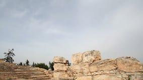 Κύπρος - ναός απόλλωνα Hylates απόθεμα βίντεο