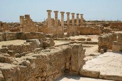 Κύπρος Πάφος Στοκ Φωτογραφία
