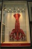 Κύρια έδρα της Christie ` s σε Rockefeller Plaza στη Νέα Υόρκη Στοκ Εικόνες