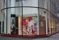 Κύρια έδρα της Christie ` s σε Rockefeller Plaza στη Νέα Υόρκη Στοκ φωτογραφία με δικαίωμα ελεύθερης χρήσης