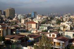 Κύρια Αντίς Αμπέμπα, Αιθιοπία στοκ φωτογραφίες