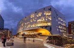 Κύρια δημόσια βιβλιοθήκη του Κάλγκαρι στοκ φωτογραφίες με δικαίωμα ελεύθερης χρήσης