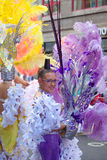 Κύρια καρναβάλι παρέλαση του Las Palmas Στοκ εικόνα με δικαίωμα ελεύθερης χρήσης