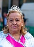 Κύρια καρναβάλι παρέλαση του Las Palmas Στοκ Εικόνα