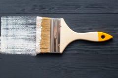 Κύρια χρώματα η επιτροπή με το άσπρο χρώμα Δημιουργήστε το fotofone για τη διαφήμιση από το ξύλο Τονισμός της επιτροπής με το άσπ στοκ εικόνα με δικαίωμα ελεύθερης χρήσης