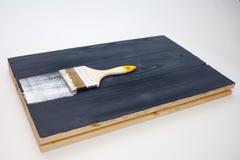 Κύρια χρώματα η επιτροπή με το άσπρο χρώμα Δημιουργήστε το fotofone για τη διαφήμιση από το ξύλο Τονισμός της επιτροπής με το άσπ στοκ φωτογραφίες με δικαίωμα ελεύθερης χρήσης