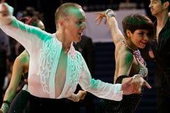 κύριοι χορού του 2011 Στοκ εικόνα με δικαίωμα ελεύθερης χρήσης