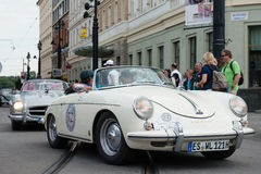 Κύριοι Donau: Ulm - Βουδαπέστη 2013 Στοκ φωτογραφία με δικαίωμα ελεύθερης χρήσης
