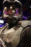 Κύριος αριθμός κεριών Chief's Halo's Στοκ εικόνες με δικαίωμα ελεύθερης χρήσης