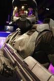 Κύριος αριθμός κεριών Chief's Halo's Στοκ Εικόνα