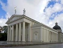 Κύριος καθολικός καθεδρικός ναός σε Vilnius 1 Στοκ φωτογραφίες με δικαίωμα ελεύθερης χρήσης