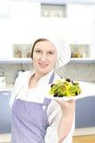 κύριος μάγειρας αρκετά Στοκ Φωτογραφία
