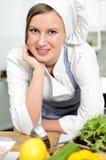 κύριος μάγειρας ευτυχή&sigmaf Στοκ Εικόνες