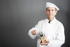 κύριος μάγειρας Στοκ Φωτογραφία