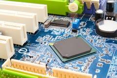 Κύριος πίνακας υπολογιστών Στοκ Φωτογραφία