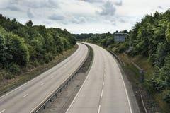 Κύριος δρόμος Στοκ φωτογραφίες με δικαίωμα ελεύθερης χρήσης