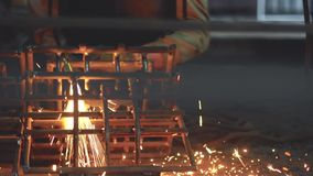 Κύριος σίδηρος συγκόλλησης απόθεμα βίντεο