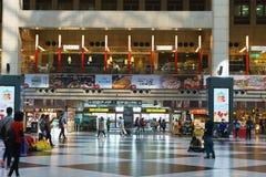Κύριος σταθμός της Ταϊπέι Στοκ φωτογραφία με δικαίωμα ελεύθερης χρήσης