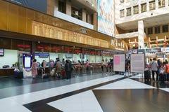 Κύριος σταθμός της Ταϊπέι Στοκ Εικόνες
