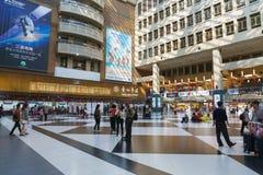 Κύριος σταθμός της Ταϊπέι Στοκ εικόνα με δικαίωμα ελεύθερης χρήσης