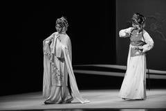 """κύριος υπάλληλος - Δύση Chamber† οπερών Kunqu """"the Στοκ εικόνες με δικαίωμα ελεύθερης χρήσης"""