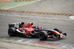 Κύριος GP Toro Rosso STR1 τύπος 1 αυτοκίνητο Στοκ Φωτογραφία