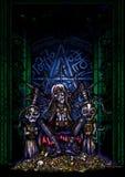 Κύριος Undead απεικόνιση αποθεμάτων