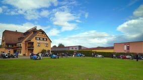 Κύριο άρθρο: Στις 15 Σεπτεμβρίου 2017 Gresswiller, Bas-Rhin, Γαλλία 34ο φεστιβάλ Bugatti στην Αλσατία φιλμ μικρού μήκους