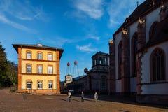 Κύριο άρθρο: Στις 16 Φεβρουαρίου 2019: Baden-Baden, Γερμανία στοκ εικόνες