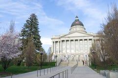 κύριο κράτος Utah Στοκ εικόνα με δικαίωμα ελεύθερης χρήσης